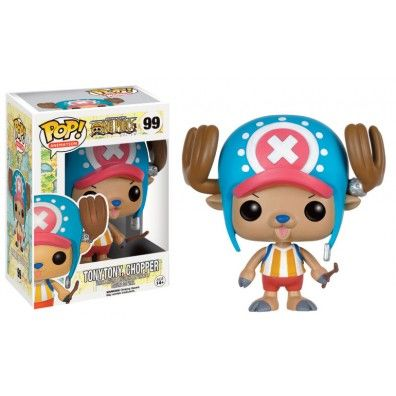 Chopper Pop! Vinyl Figuur