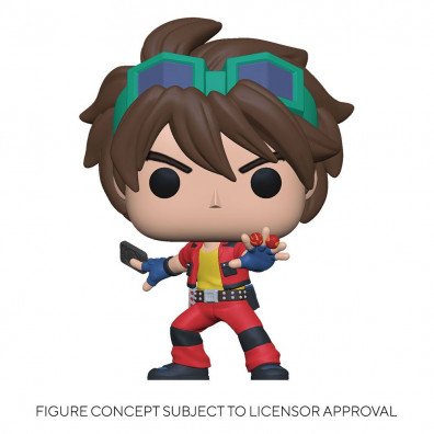 Bakugan POP! Animation Vinyl Figure Dan