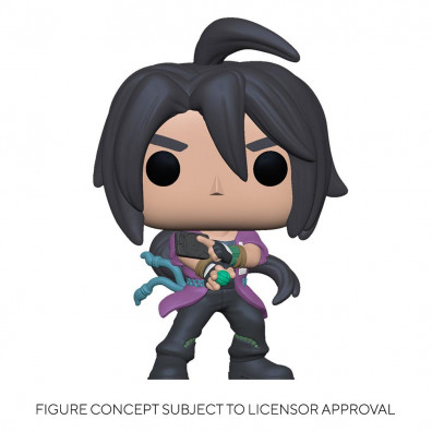 Bakugan POP! Animation Vinyl Figure Shun
