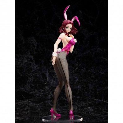 Code Geass: Lelouch of the Rebellion PVC Statue 1/4 Kallen Kozuki Bunny Ver. 48 cm