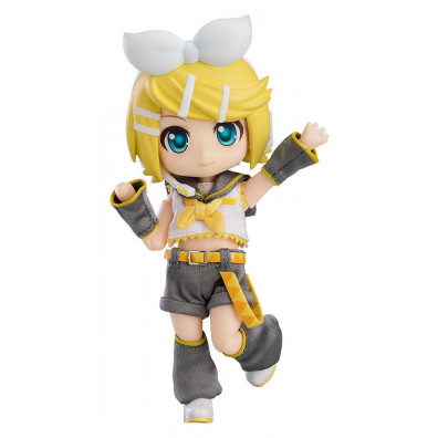 Character Vocal Series 02 Nendoroid Doll Action Figure Kagamine Rin 14 cm