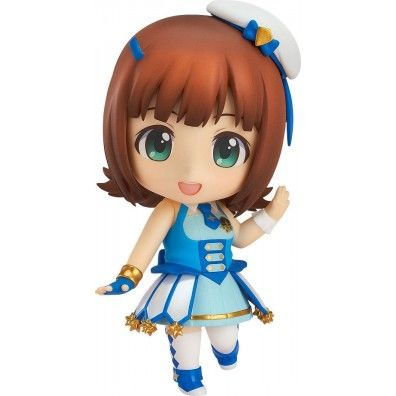 The Idolmaster Platinum Stars Nendoroid Co-de Mini Figure Haruka