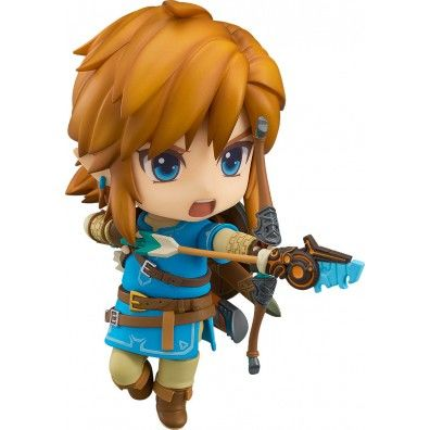 Nendoroid: Link - The Legend of Zelda Breath of the Wild