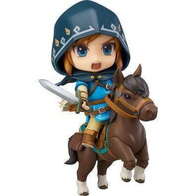 Nendoroid: Link - The Legend of Zelda Breath of the Wild DX ver.