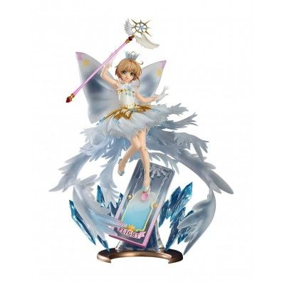Cardcaptor Sakura: Clear Card PVC Statue 1/7 Sakura Kinomoto: Hello Brand New World