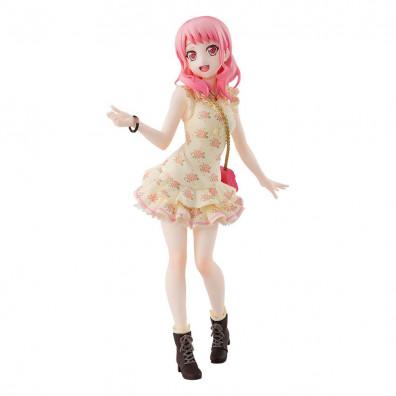 BanG Dream! Girls Band Party! Pop Up Parade PVC Statue Aya Maruyama 17 cm