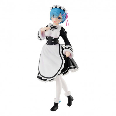 Re: Zero Starting Life in Another World PVC Statue Pop Up Parade Rem: Ice Season Ver. 17 cm