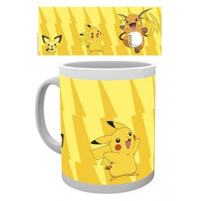 Pikachu Evolve Mug