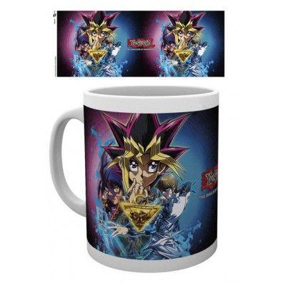Yu-Gi-Oh! Key Art Mug