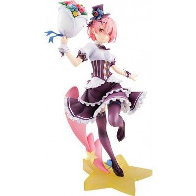 Re:ZERO -Starting Life in Another World- PVC Statue 1/7 Ram Birthday Ver. 25 cm