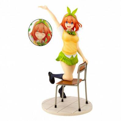 The Quintessential Quintuplets PVC Statue 1/8 Yotsuba Nakano Bonus Edition 22 cm