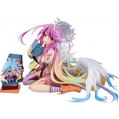 No Game No Life Statue 1/7 Jibril 13 cm