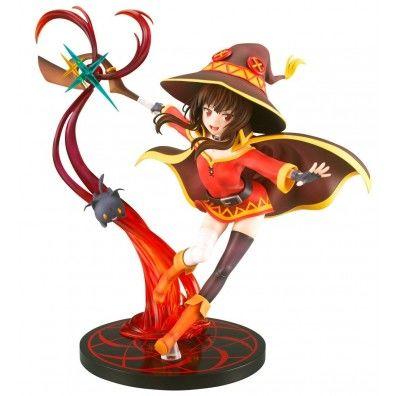 KonoSuba Legend of Crimson PVC Statue 1/7 Megumin Explosion Magic Ver. 25 cm