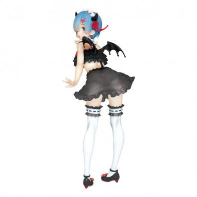 Re:Zero Precious PVC Statue Rem Pretty Devil Ver. Renewal 23 cm