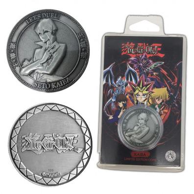 YU-GI-OH! - Limited Edition Seto Kaiba Coin